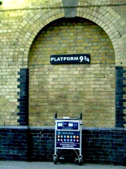 Platform 9と3/4