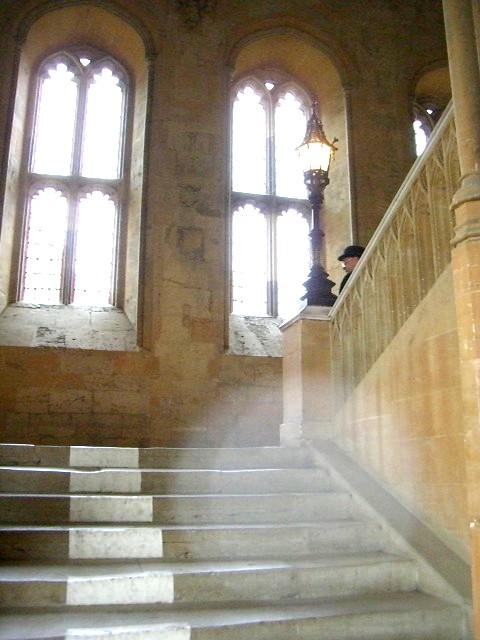 Christchurch stairs